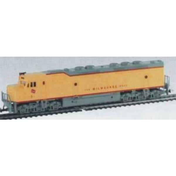 diesel loco milwaukie ac t012