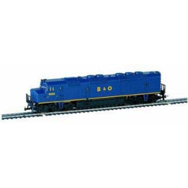 diesel loco b - o ac t012