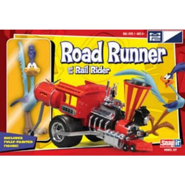 raod runner and loco