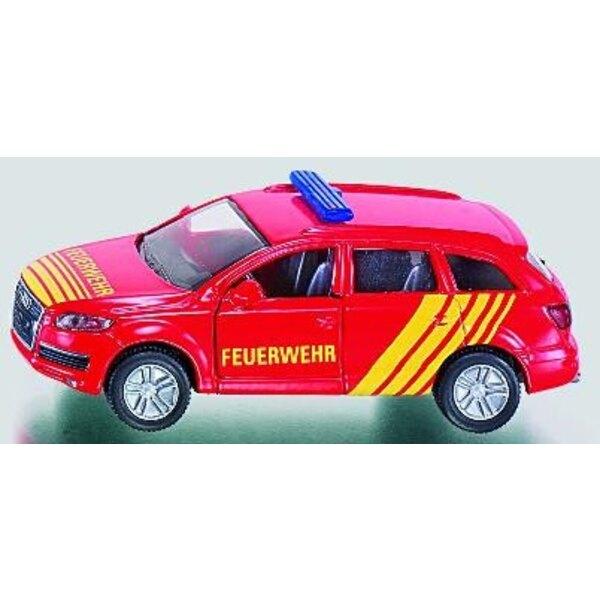 Feuerwehr Audi q7