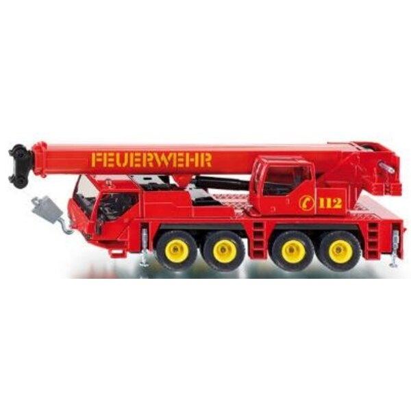 Feuerwehr Kran Lastwagen 1:55