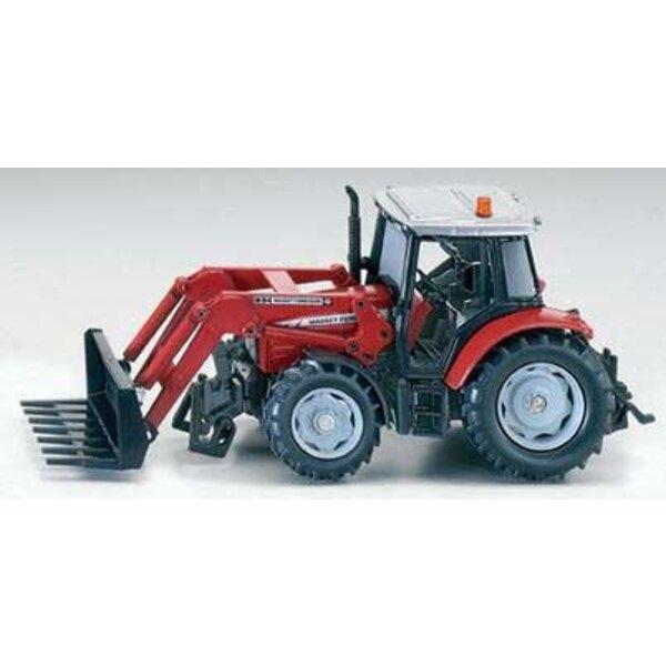 Traktor mit dem Frontlader 1:32