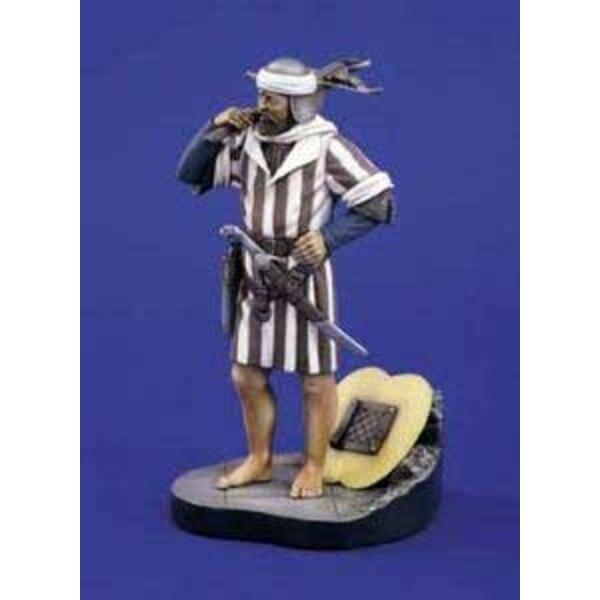 Kreuzfahrer crossbowman 16. Jahrhundert 120 Mm