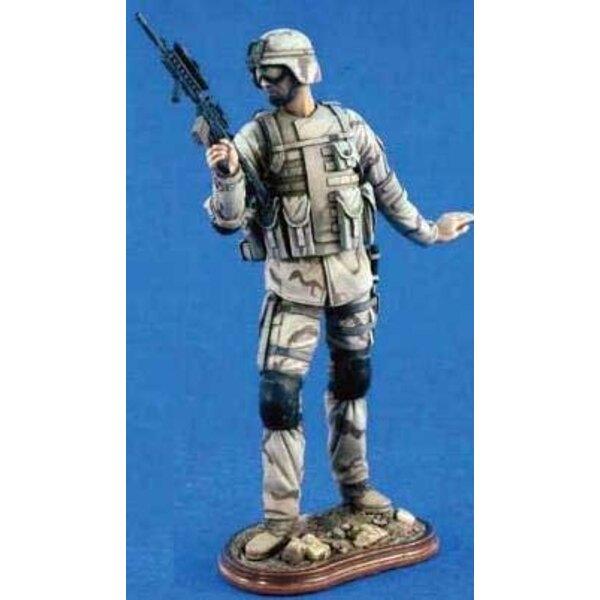 US Airborne Irak 200 Mm
