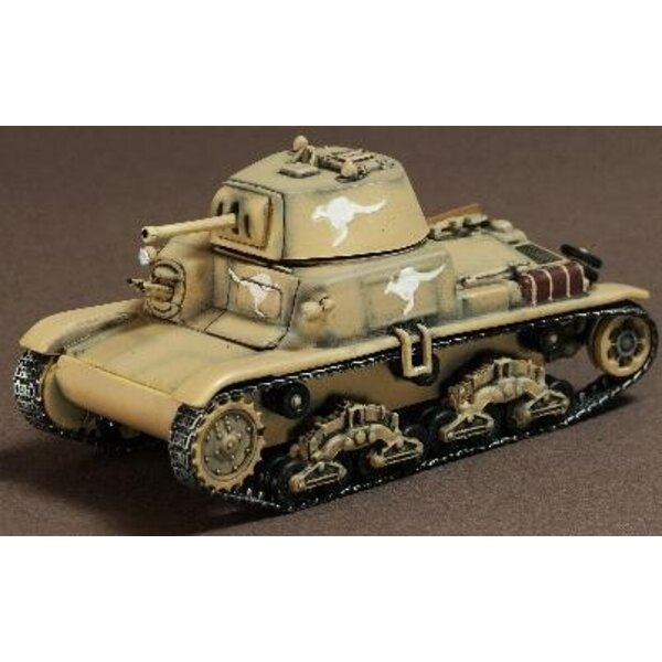 Fiat M13-40 1:72