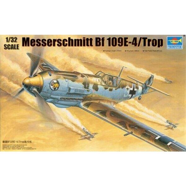 Messerschmitt Bf 109E-4 Tropische Version
