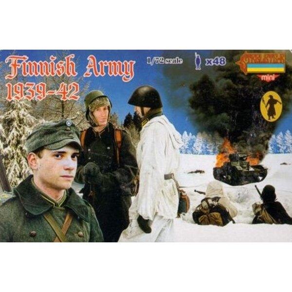 Finnischer Armee-2WK 1939-1942