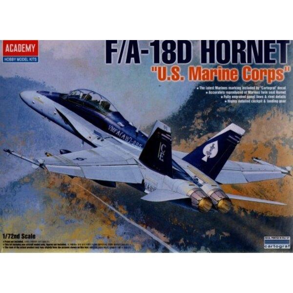 McDonnell Douglas F/A-18D Hornet US Marines (Zweisitzig)