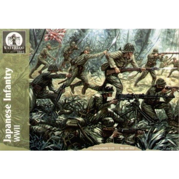 Japanisch (WWII) Infantry WWII 48 (Männer)