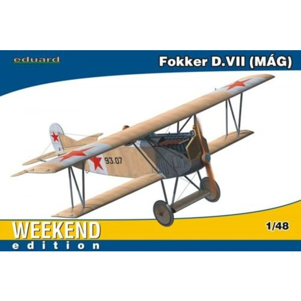 Fokker D. VII MAG (Weekend-Serie)