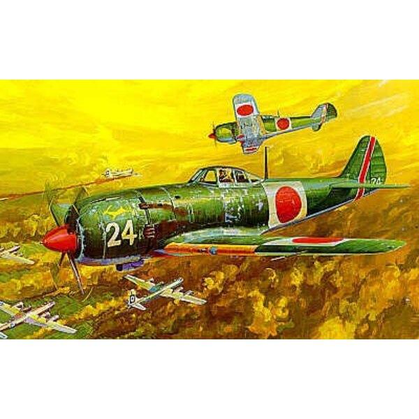 Nakajima Ki84-1A Hayate 'Frank'