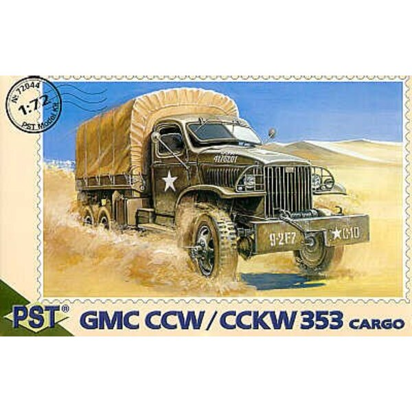 GMC CCW / CCKW 353 cargo LKW