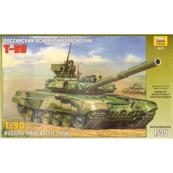 Russischer T-90 MBT