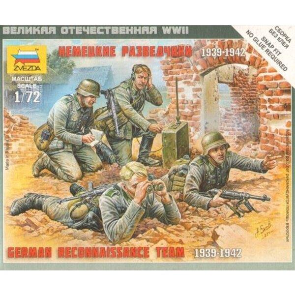 Deutsches Aufklärungsteam