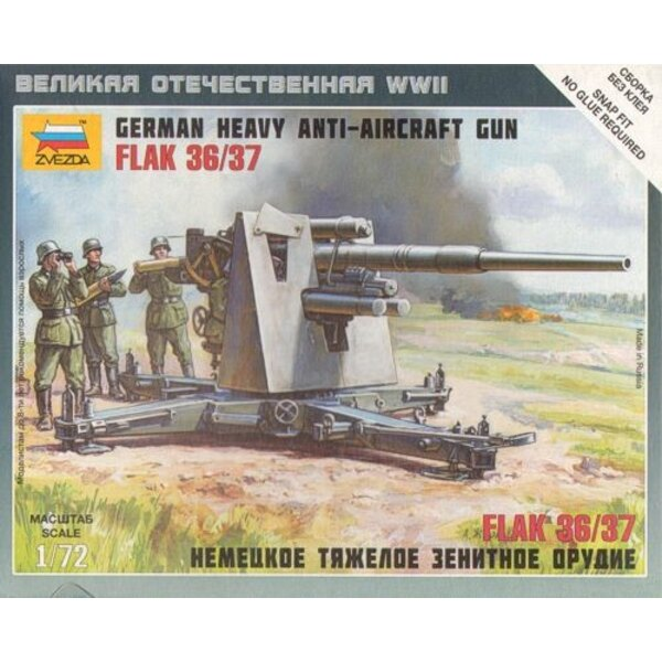 Deutscher 88-Mm-Flak 36/37