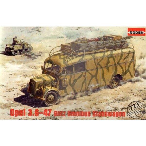 Opel Blitz 3,6-47 Stabswagen