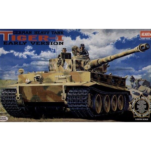 Pz.Kpfw.VI Tiger I früh mit Interior