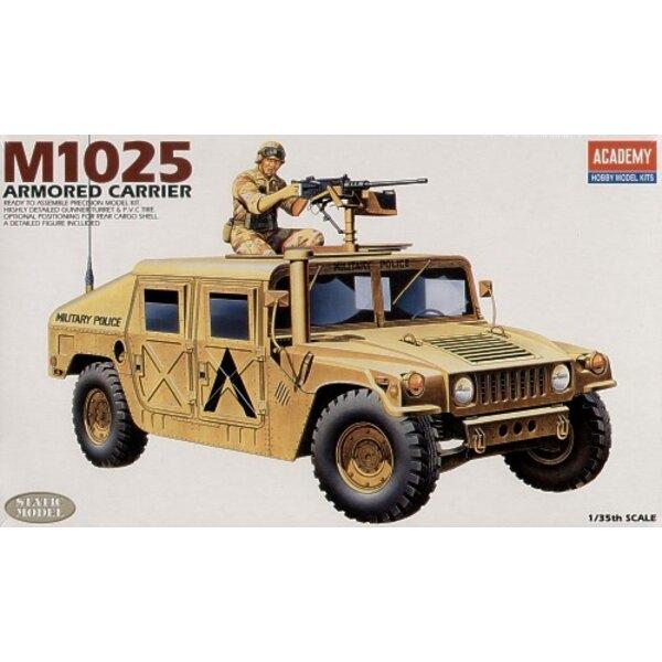 M102 5 Hummer gepanzerter Träger