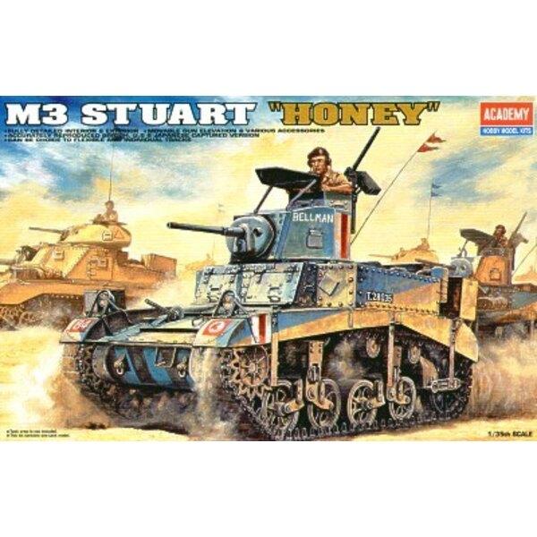 M3 Stuart Honig britische Version