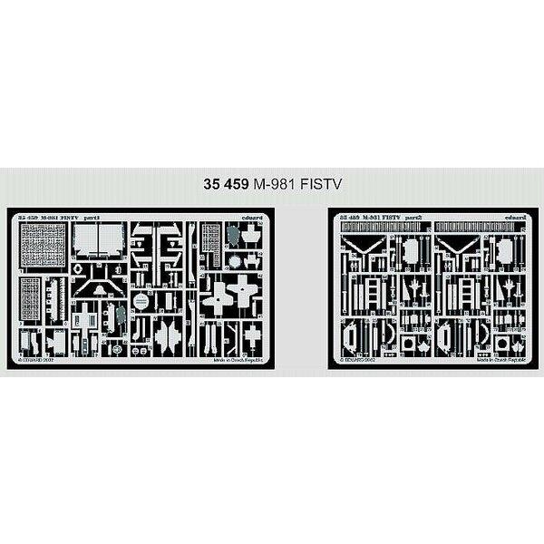 M981 FISTV (für Bausätze von Academy)