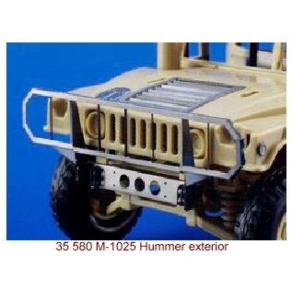 Exterior von M102 5 Hummer (für Bausätze von Academy)