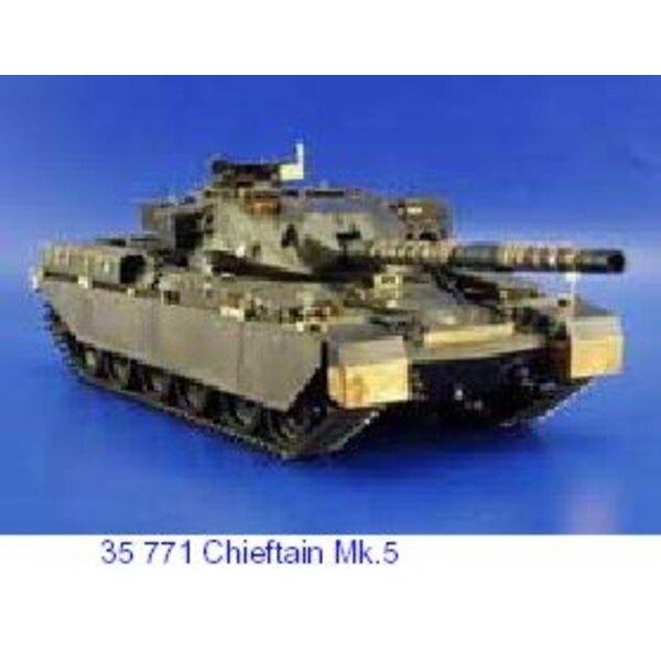 Chieftain Mk.5 (für Tamiya TA35068 Bausätze)