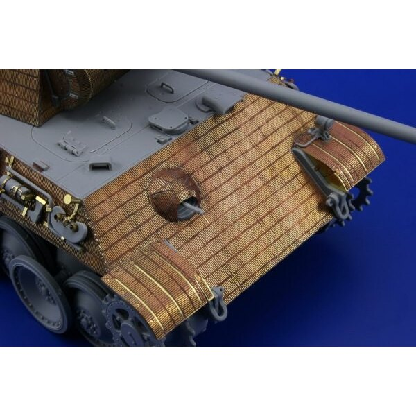 Panther Ausf. G spät (für Dragon DN6268 Bausätze)