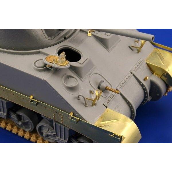 Schutzvorrichtungen von Sherman Mk.III (für Dragon DN6313 Bausätze)