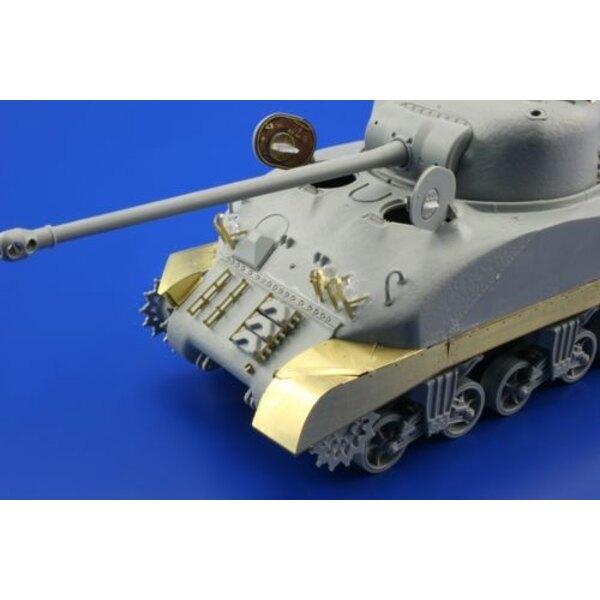 Hybride-Schutzvorrichtungen von Sherman Firefly Mk.Ic (für Bausätze von Dragon)