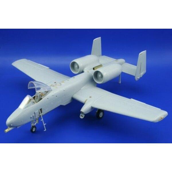 Fairchild A-10 Thunderbolt II Exterior (für Bausätze von Hobby Boss)