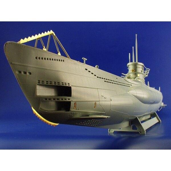 U-Boot VIIC (für Revell-Modelle) (Unterseeboote)