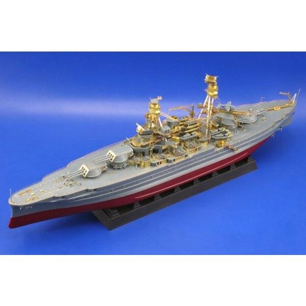 USS Arizona (Hobby von Mini für Models Bausätze)