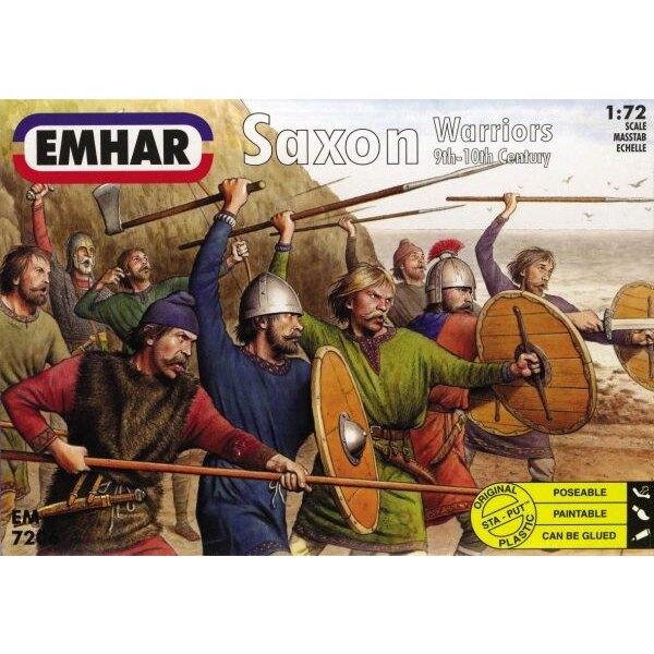 Sächsische Krieger