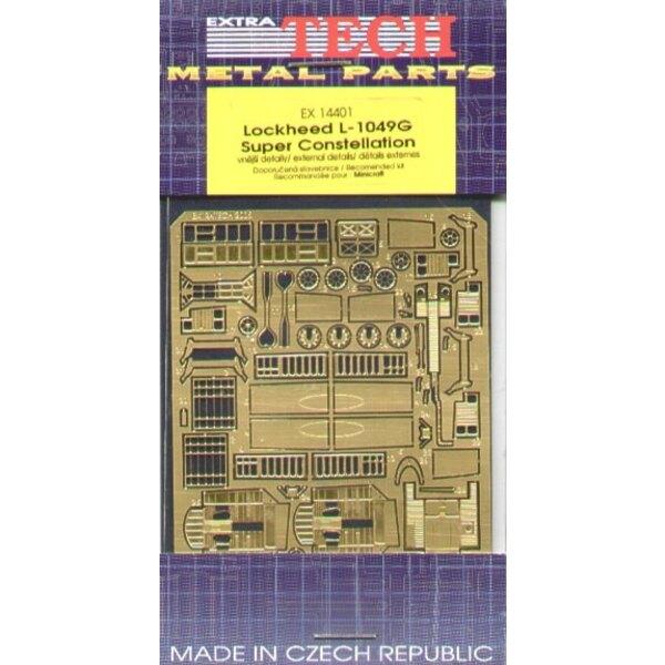 L-1049G Constellation (Handwerk-Bausätze von Mini)
