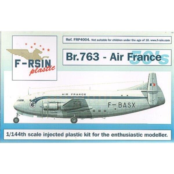 Breguet 763 Deux-Ponts - die 1950er Jahre von Air France
