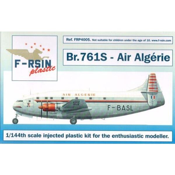 Breguet 761S Deux-Ponts - Air Algerie