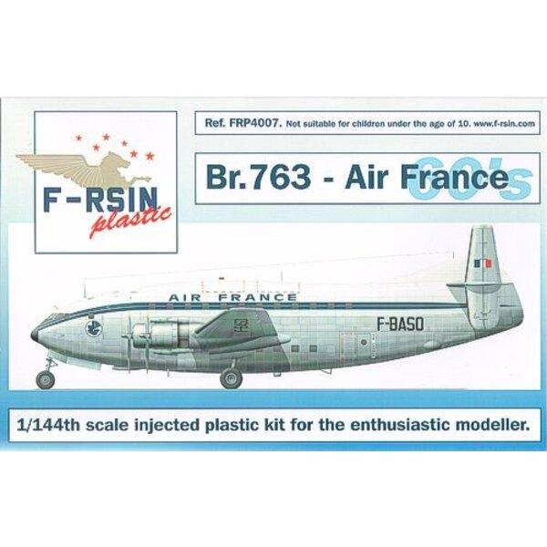 Breguet 763 Deux-Ponts - die 1960er Jahre von Air France
