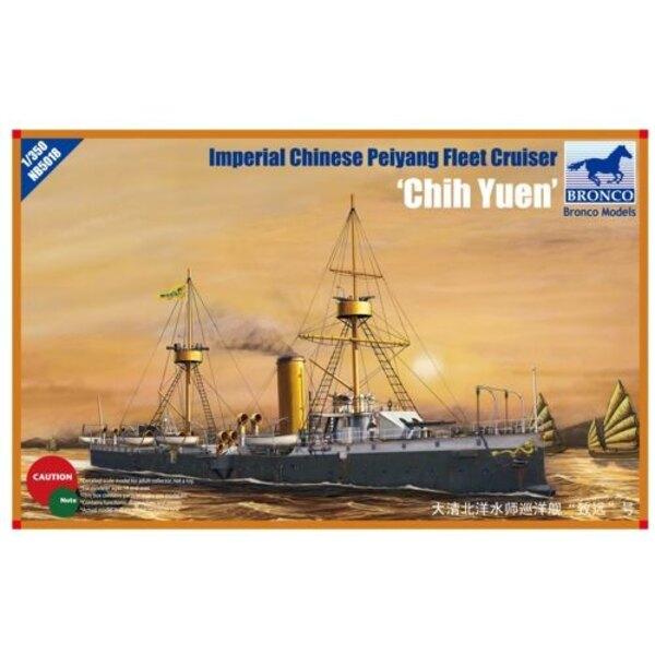 Peiyang Flottekreuzer 'Chih Yuen'