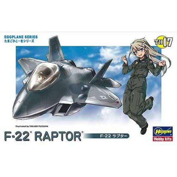 Lockheed F-22 Raptor 'Egg Plane'