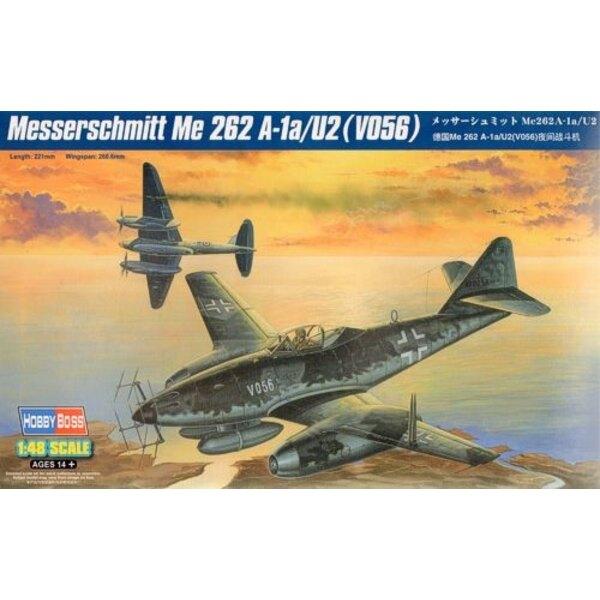 Messerschmitt Me 262V056