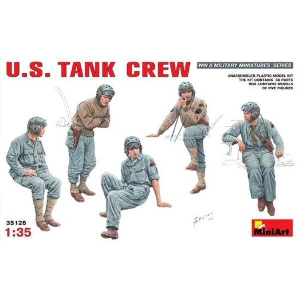 US Panzer Besatzung