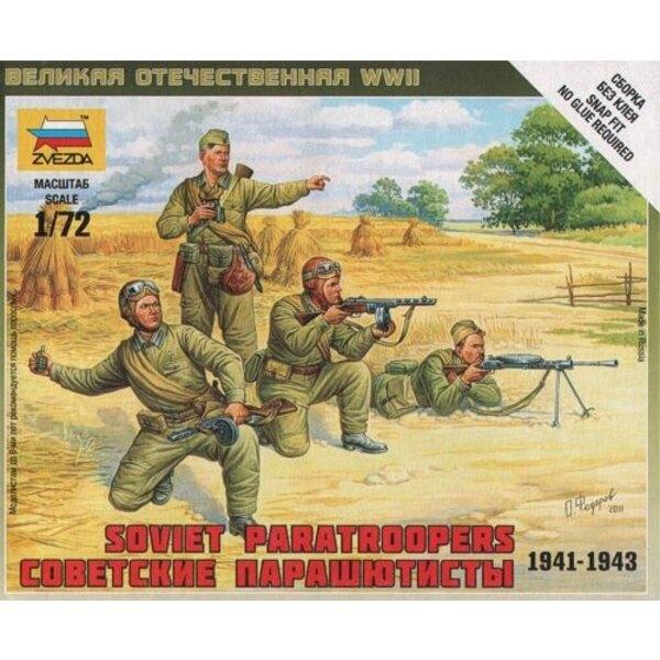 Sowjetische Fallschirmtruppen