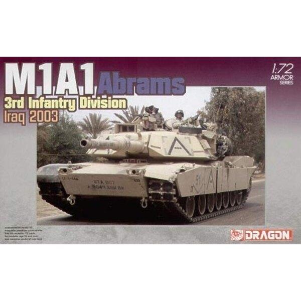 M1a1 Abrams irak 2003 1:72
