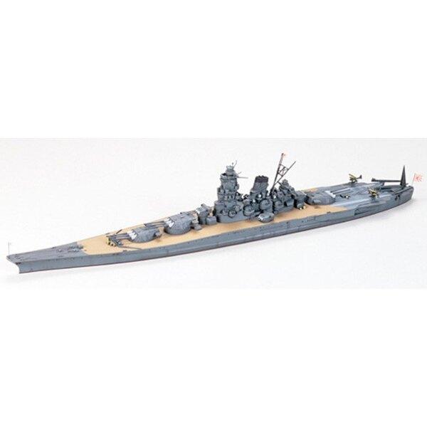 musashi Schlachtschiff 1:700