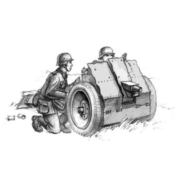 Deutsche 75-Mm-Kanone