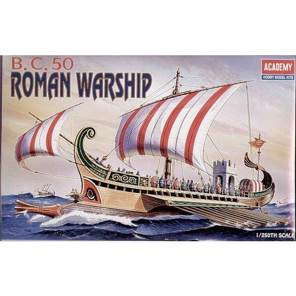 Römisches Schlachtschiff
