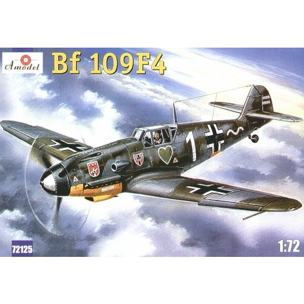 Messerschmitt Bf 109F-4