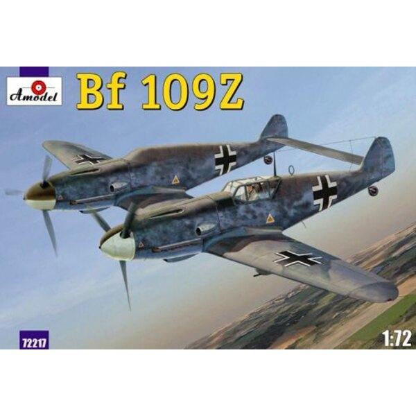 Messerschmitt Bf 109Z (neue Form)