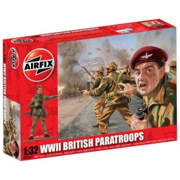 Britische Fallschirmtruppen-2WK