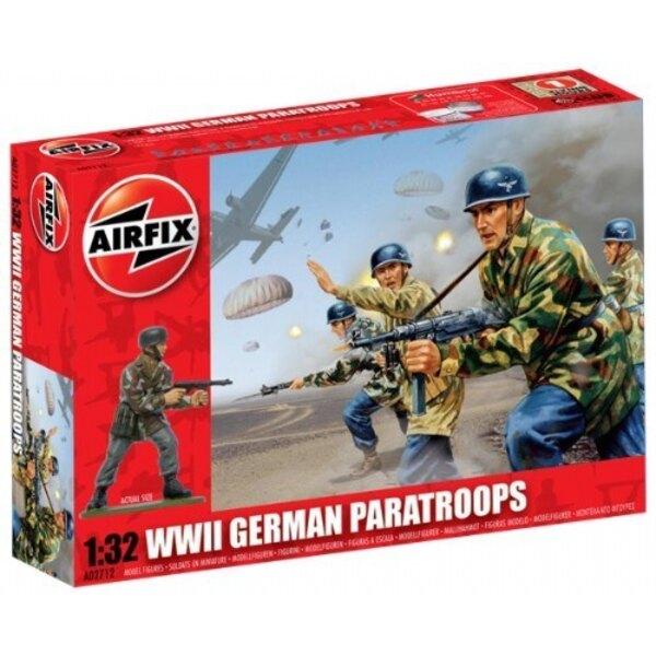 2WK-Deutsche Fallschirmjäger